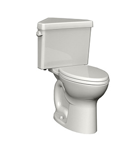 best american standard cadet 3 flushing toilet