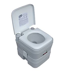 best century 6210 portable toilet
