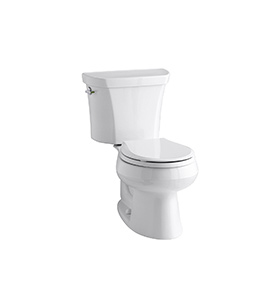 best kohler k 3987 flushing toilet