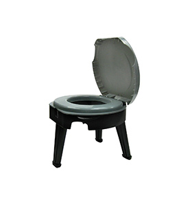 best reliance fold to go portable toilet