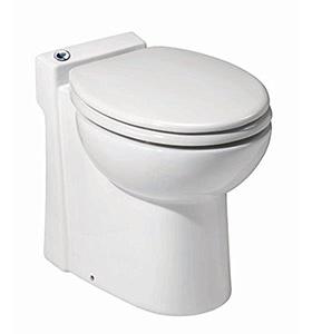 best Saniflo toilet 023 sanicompact
