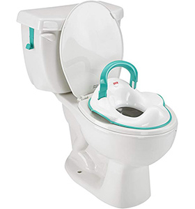 Fisher Price perfect potty kids toilet seat