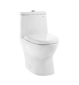 best Swiss madison ivy dual tornado toilet for small bathroom