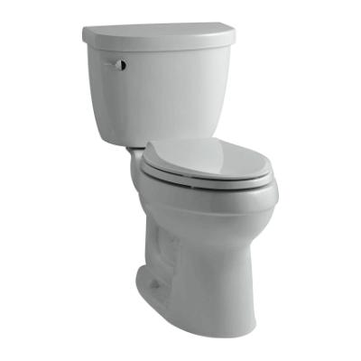 KOHLER K-3609-95 Cimarron Comfort Height Elongated 1.28 gpf Toilet